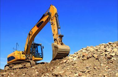 Groundwork digger