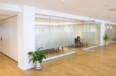 Glass Home Partitions