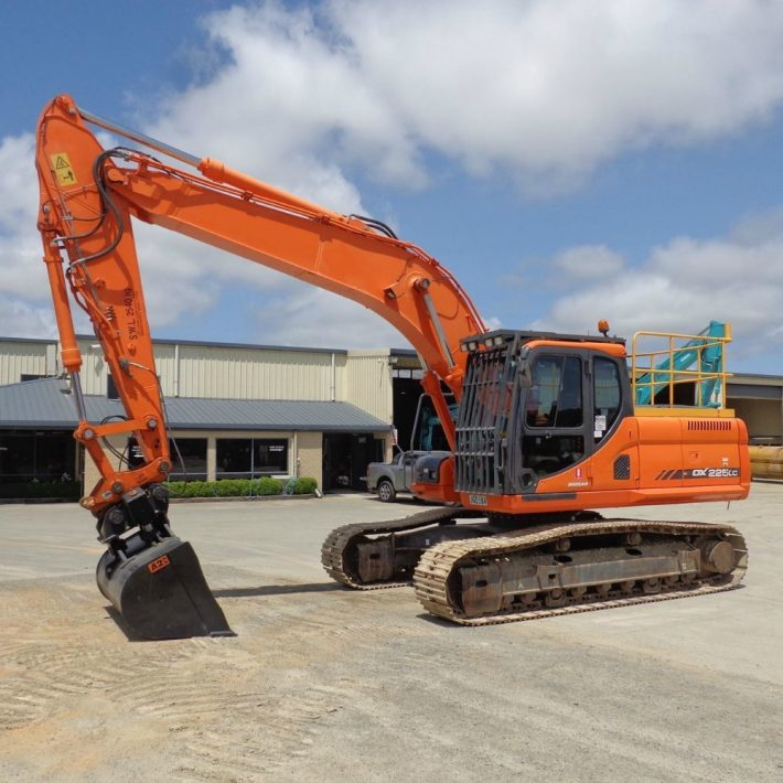 Used Plant Machinery